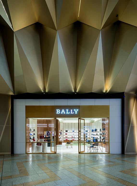 Bally Melbourne Airport