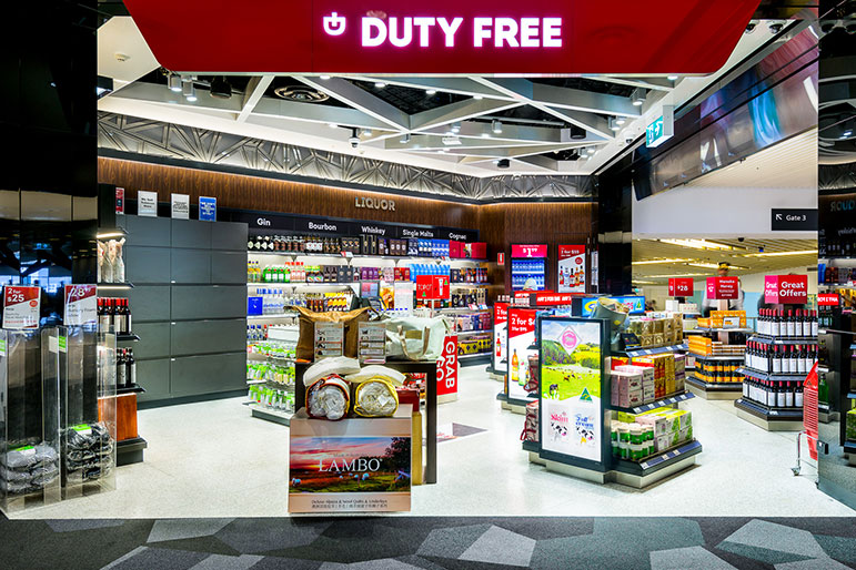 Duty Free Melbourne Airport